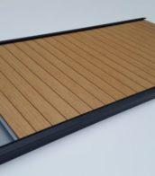 Beech Woodgrain Tambour Door