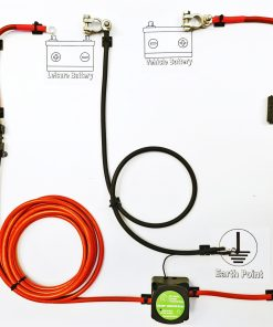 Split Charge Systems